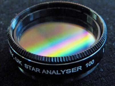 Image 1 - Star Analyser grating