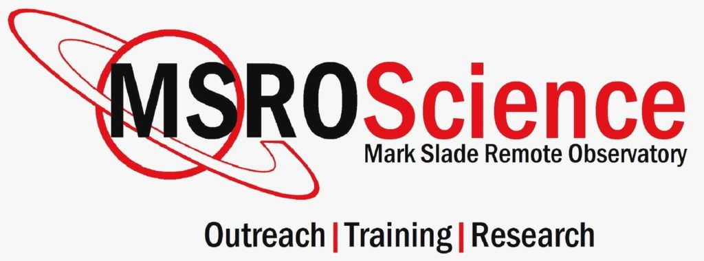MSRO Science